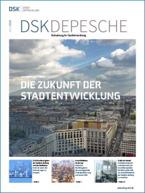 DSKDepesche_Zukunft der SE_Titel